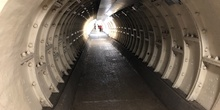20 Greenwich Thames foot tunnel