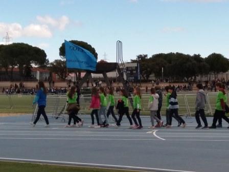 2018-04-09_Olimpiadas Escolares_CEIP FDLR_Las Rozas_Desfile 16