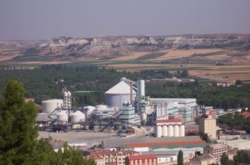 Fábrica en Peñafiel, Valladolid