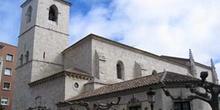 Fachada de la Iglesia de San Lázaro, Palencia, Castilla y León
