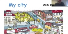 SOCIAL SCIENCES 1 - UNIT 3 - My city