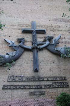 Monumento a los caídos en la Guerra Civil española, Madrid