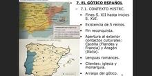 7. El gótico español