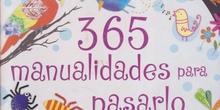 365 MANUALIDADES PARA HACER EN CASA