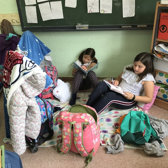 Reading Day 3rd Grade 5