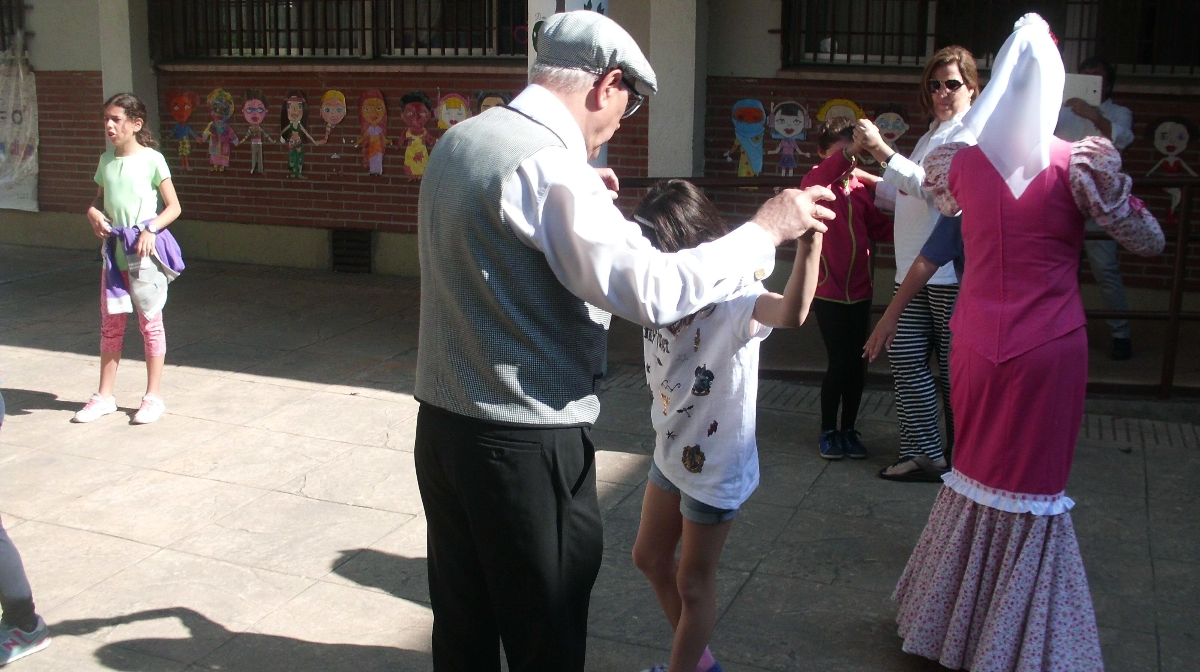 MADRID BAILA. EL HOSTOS VIVE 1