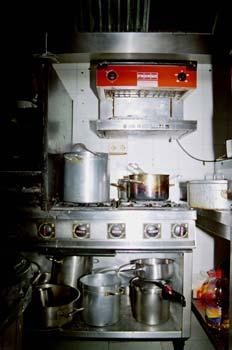 Cocina industrial