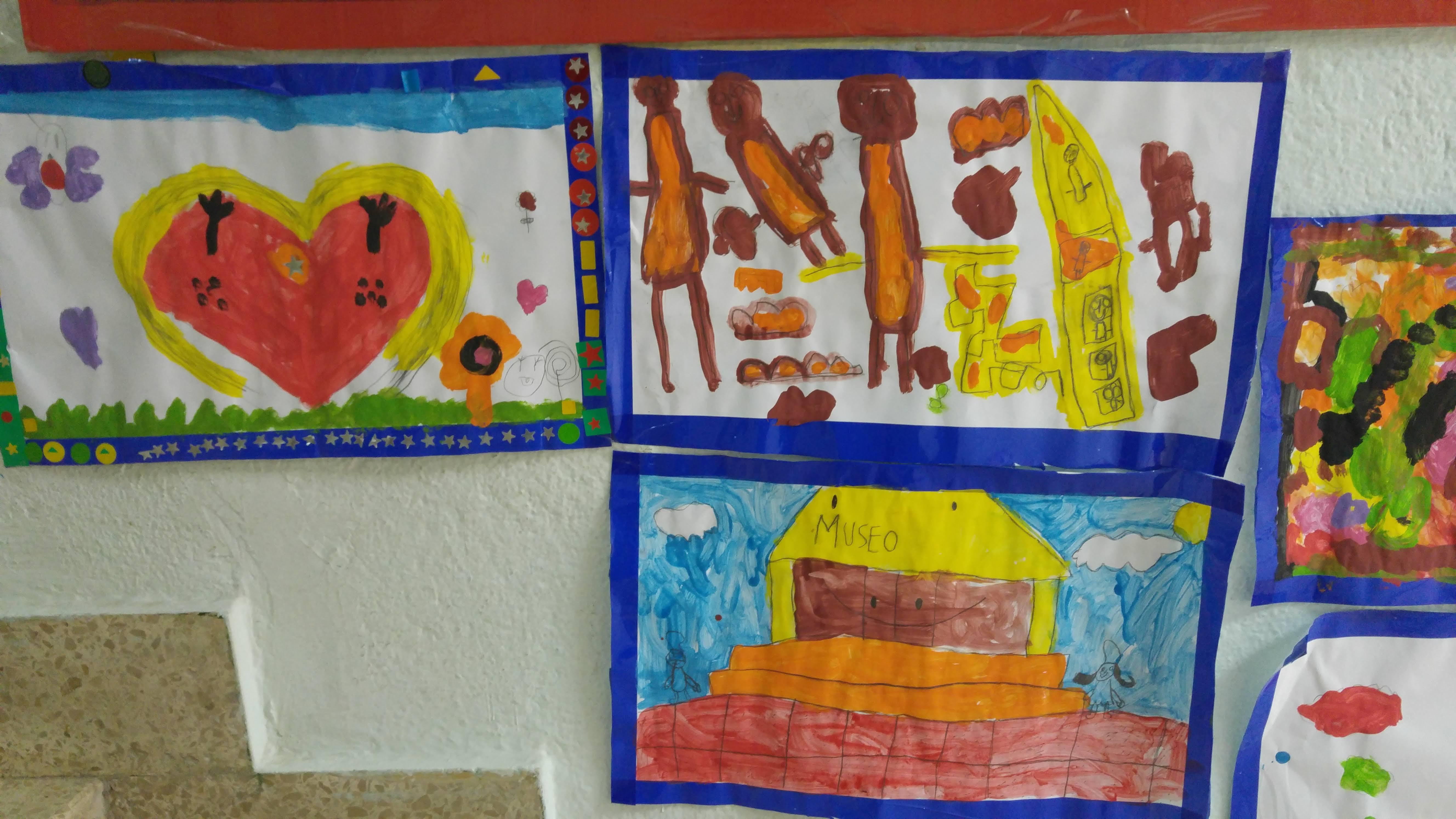 TALLER DE PINTURA CREATIVA ED. INFANTIL 7