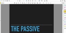 Passive voice: Present Simple and Past Simple