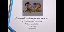 Claves educativas para el verano