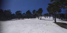 Esquí en Navacerrada