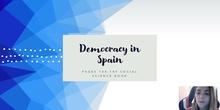 Democracy in Spain
