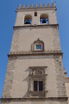 Torre, Catedral de Badajoz