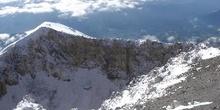 Vistas del cráter del Pico de Orizaba (5750m)