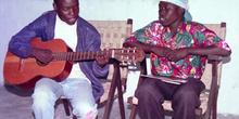 Jóvenes con guitarra, Nacala, Mozambique