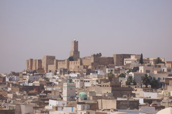 Fortaleza, Sousse, Túnez