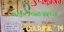 SEMANA CULTURAL 2014, CEIP JESÚS VARELA, ALCORCÓN, MADRID