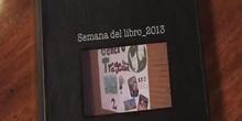 SEMANA DEL LIBRO 2013