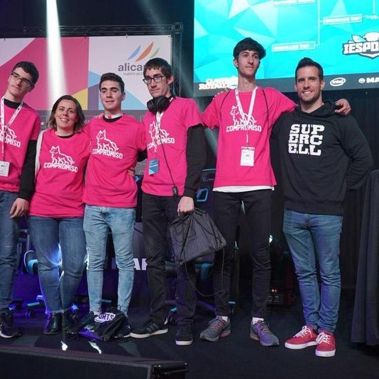 12 Equipo finalista IES Los Castillos