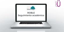 Seguimiento académico en PortalWeb ROBLE