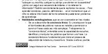Seminario.-  Lectoescritura y matemáticas de una forma creativa