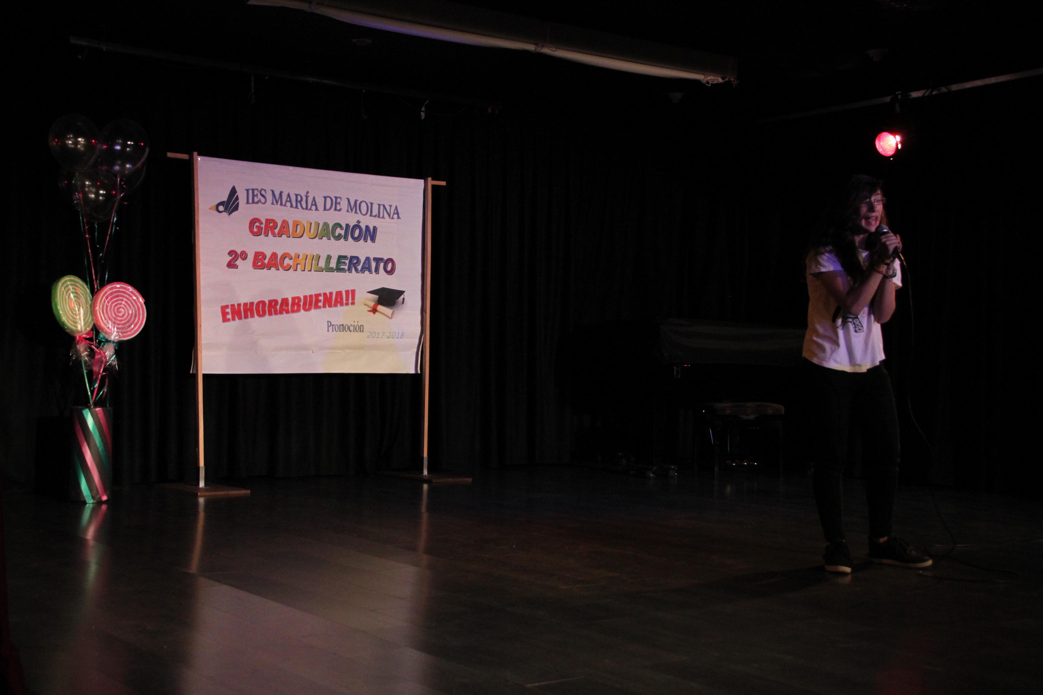 Graduación 2º bachillerato 2017-2018. IES María de Molina (Madrid) (1/2) 27