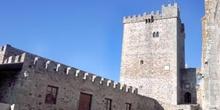 Plaza de Armas del Castillo de Luna- Alburquerque, Badajoz