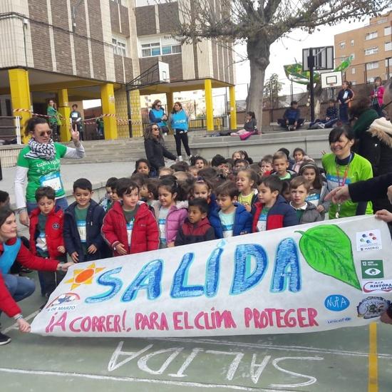 Carrera Solidaria 10