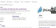 34. Curso Moodle para tiempos de Crisis: Videoconferencias Jitsi 1 (profesores)