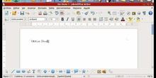 Writer - Formato de texto