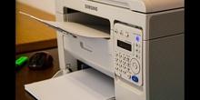 Configurar impresora en red en MAX10