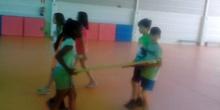 2019_06_21_Sexto B recoge el escenario_CEIP FDLR_Las Rozas