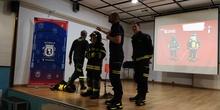 Visita de los bomberos del Ayuntamiento 6