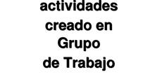 DOSSIER DE ACTIVIDADES BASADAS EN METODOLOGÍA ACTIVA EN EL ÁREA DE INGLÉS