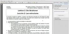 2º ESO / Proyecto corto de estructura de papel