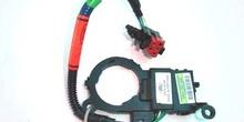 Antena receptora para transponder