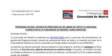 PROGRAMA DE PRÉSTANO DELIBROS ACCEDE 2020/2021
