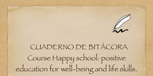 Course happy school: positive education for well-being and life skills