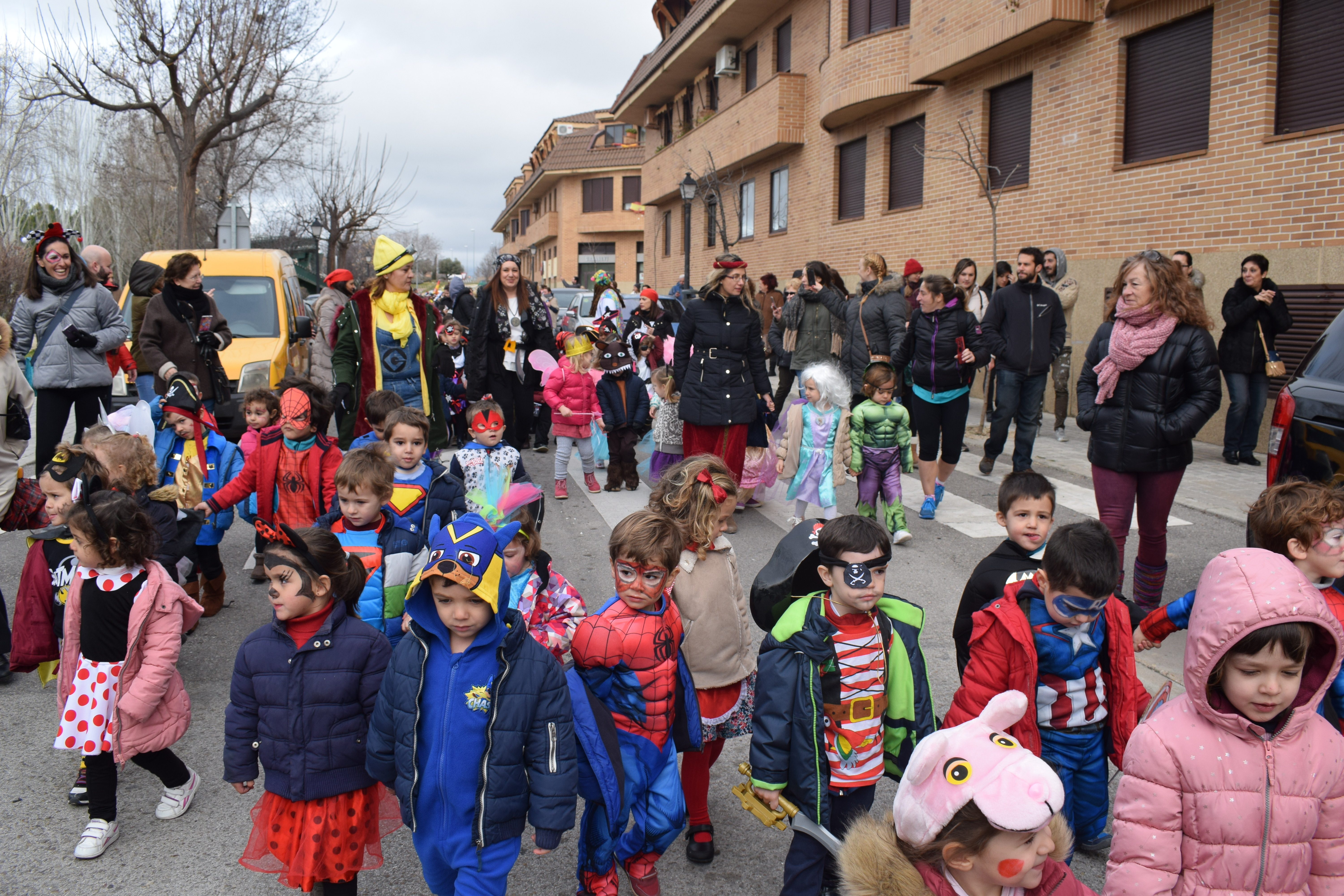 Pasacalles Carnaval 2018  6 30