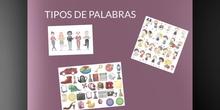 INFANTIL - 5 AÑOS - PALABRAS ABSTRACTAS - FORMACIÓN
