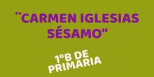 Carmen Iglesias Sésamo 1ºB