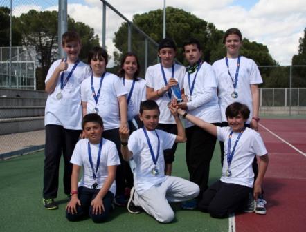 2017_03_28_Olimpiadas Escolares_Medallero_Fernando de los Rios 3