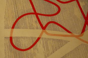 Línea ondulada