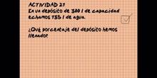 SECUNDARIA - 1º ESO - PROPORCIONES 2 - MATEMÁTICAS - FORMACIÓN