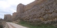 Murallas, Castillo de Calatayud, Zaragoza