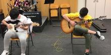 Interpretación instrumental - Alonso Rojo y compañeros