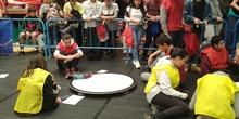 PELAYOSUMO 1(Robot arduino sumo)