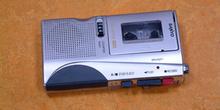 Grabadora de microcasette