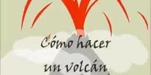 Cómo hacer un volcán .2