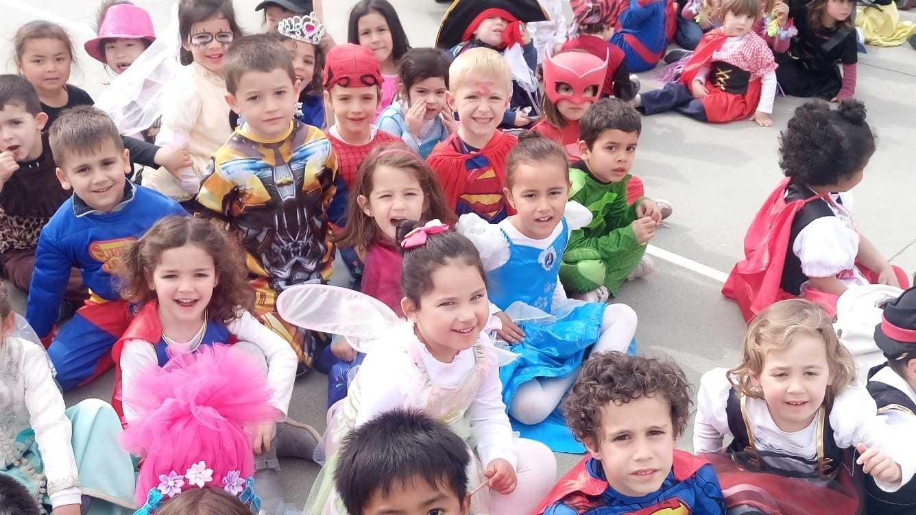 Carnaval 2019_2_CEIP Fernando de los Ríos_Las Rozas 6